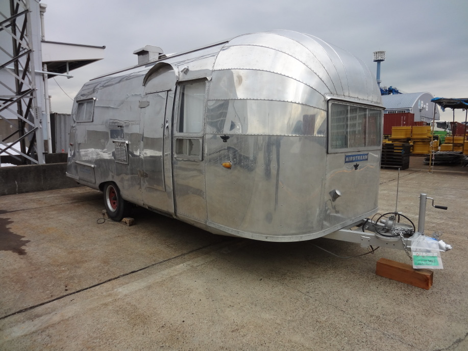 1956 Airstream Flying Cloud 22ft