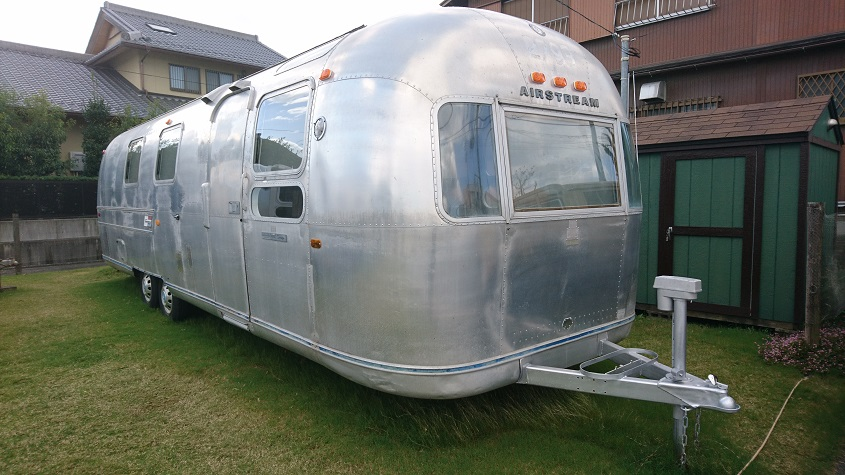 1972 エアストリーム  Airstream 31ft Sovereign